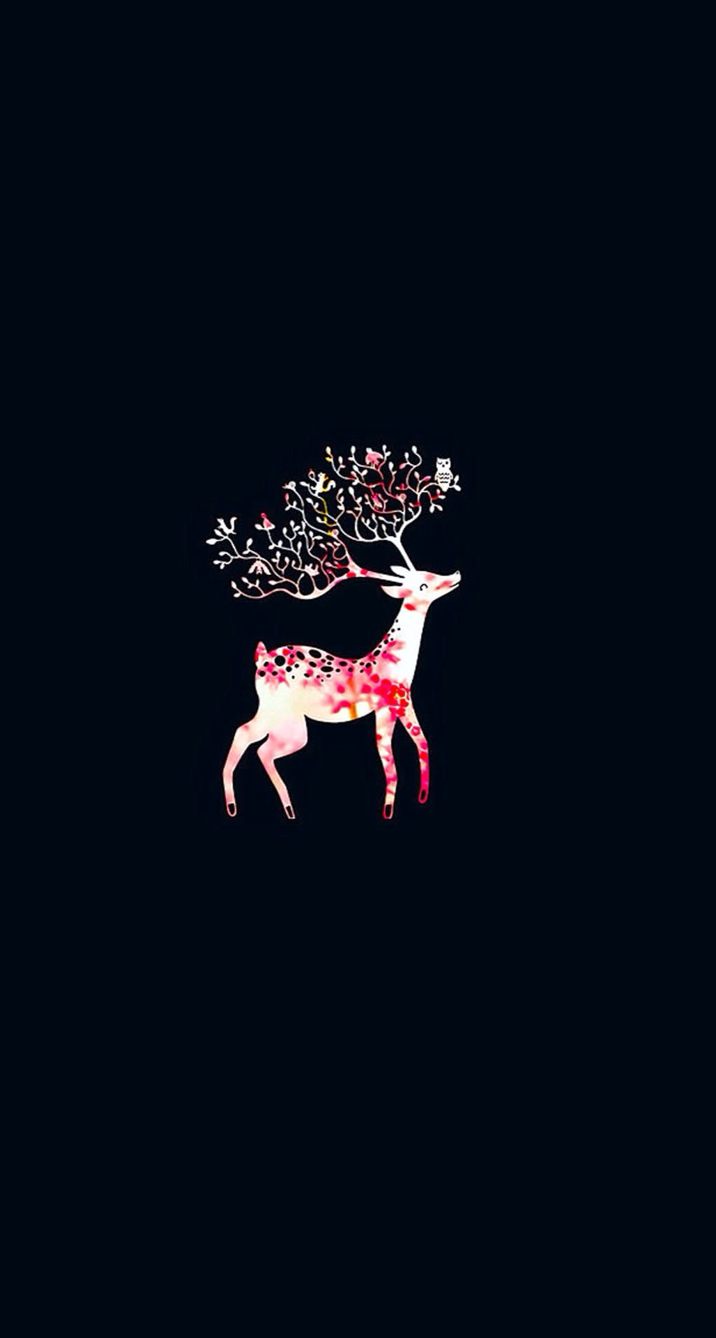 Deer art art watercolor wallpaper deer wallpaper - Browning deer cell phone wallpaper ...