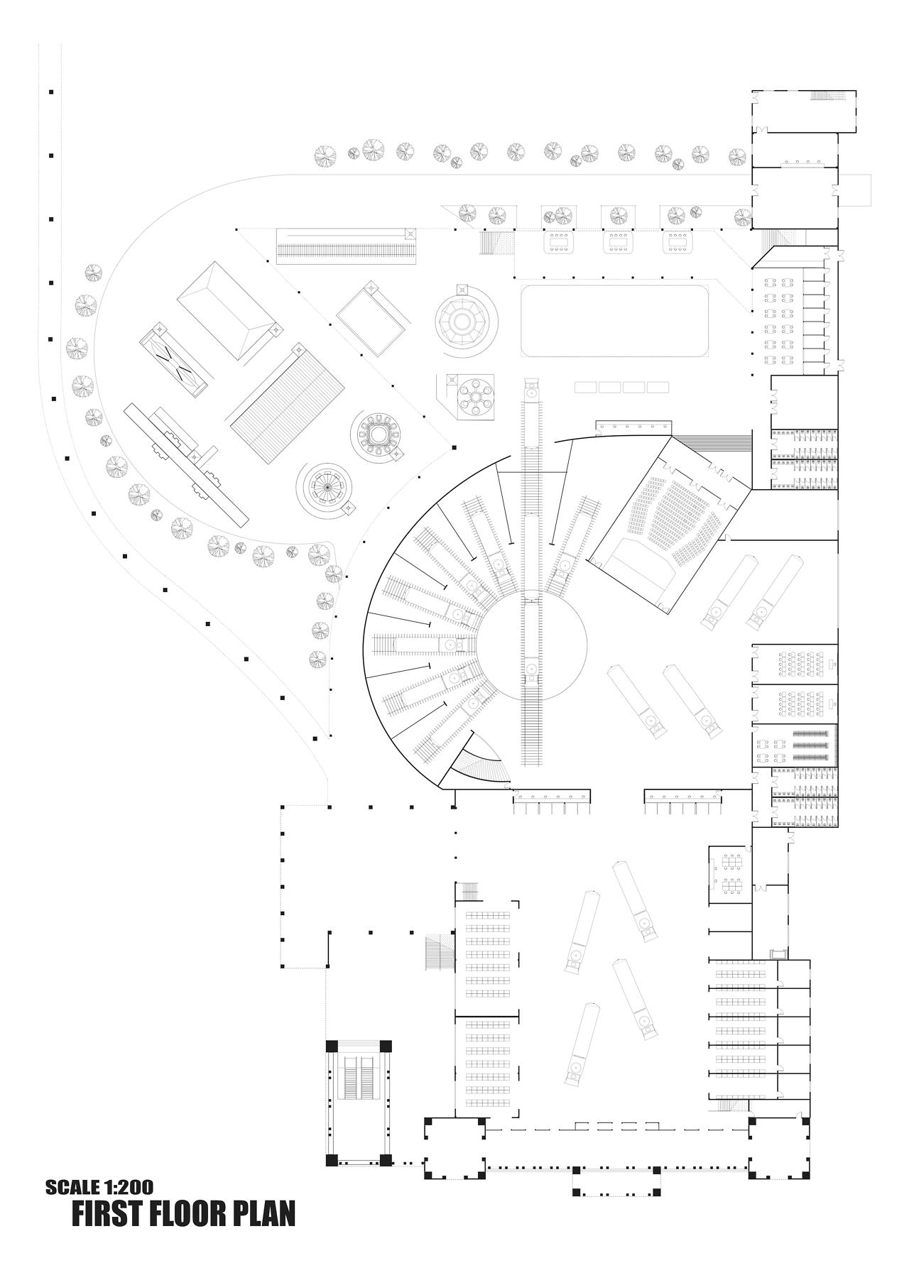 California Academy Of Sciences Floor Plan Choice Image