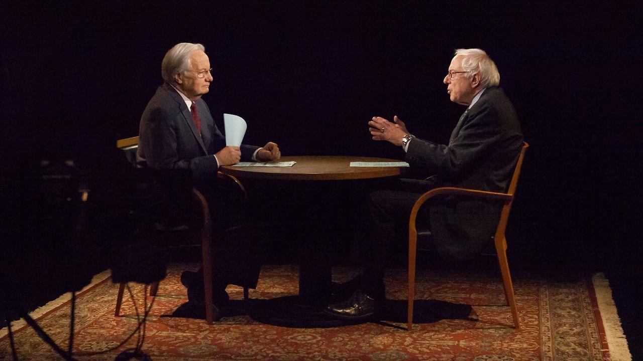 Bernie Sanders on Why Big Media Shouldn't Get Bigger