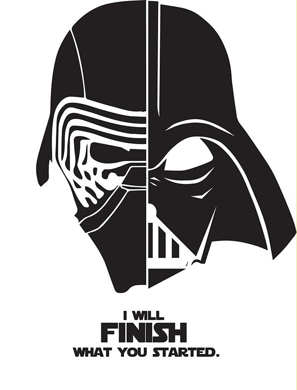 Image Result For Kylo Ren Mask Silhouette Star Wars Wallpaper Star Wars Poster Darth Vader Wallpaper