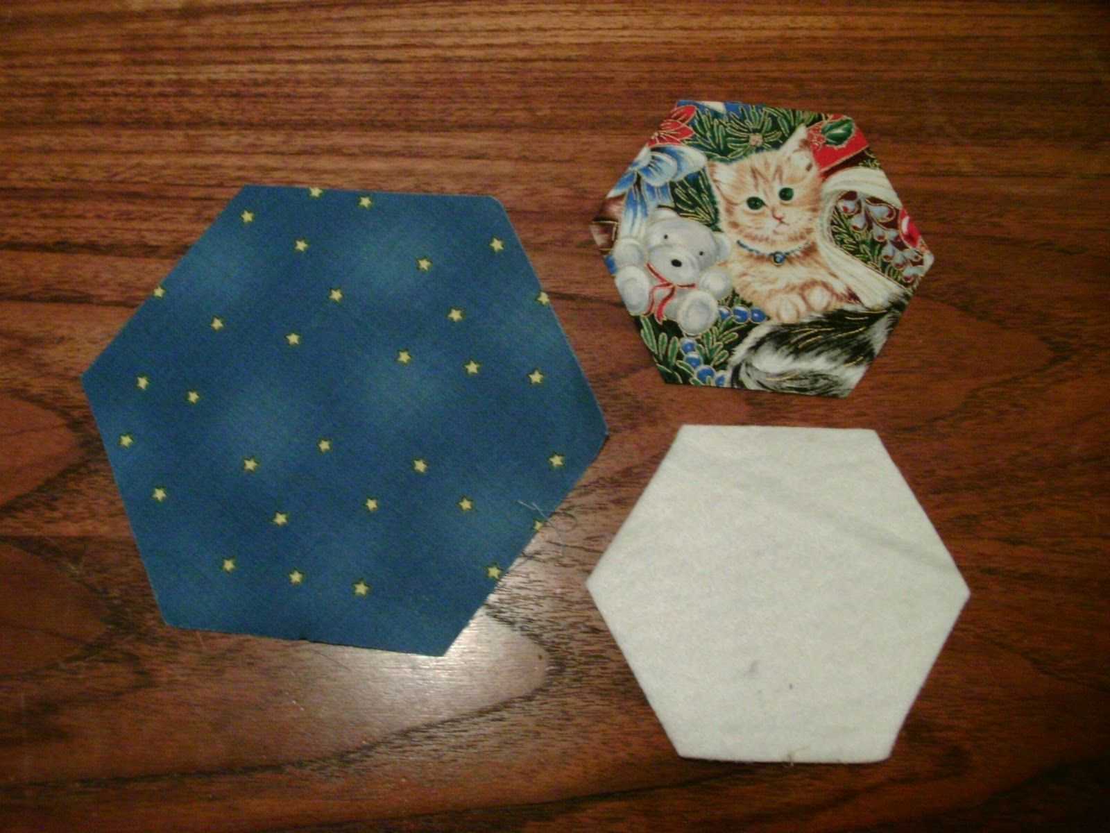 Confessions of a Serial Quilter: Hexagon Quilt Tutorial