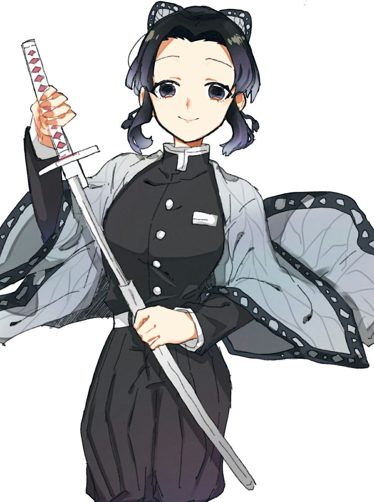 kochou shinobu Anime, Quỷ, Manga