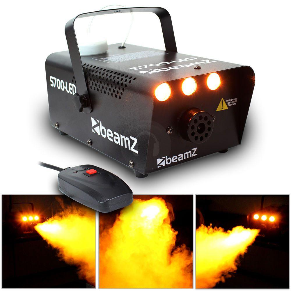 halloween lighting effects machine. Beamz Super Flame Thrower Stage Prop Smoke Machine Disco DJ Effects Fog Fogger Halloween Lighting