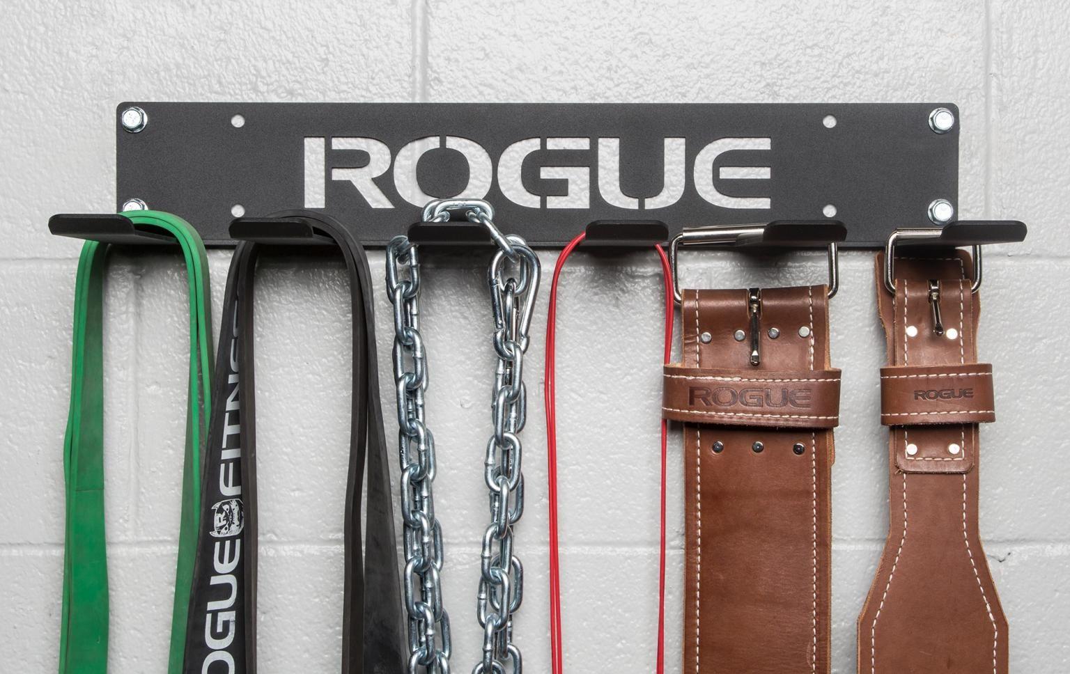 Belt band hanger fitness equipment storage gym