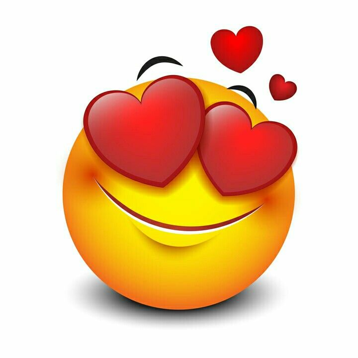 Ha❤ha❤   Smiley in love ❤ | mis emojis | Caras emoji