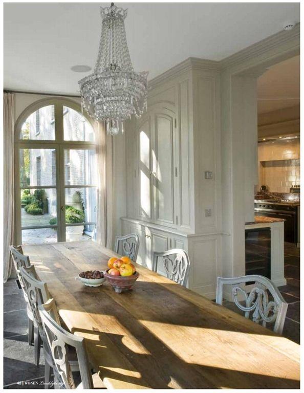 dieser tisch! <3 | kitchen ideas | pinterest | beautiful, the, Esstisch ideennn