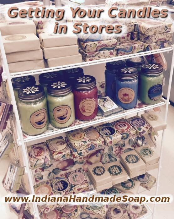 Sell Your Candles in Stores #candlemakingbusiness
