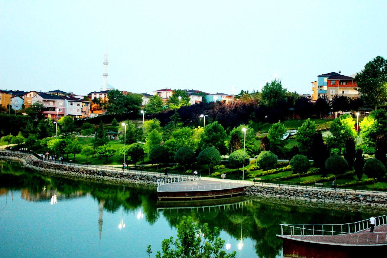 شاكر العزاوي كوليت بارك سلطان بيلي Istanbul Blog Canal