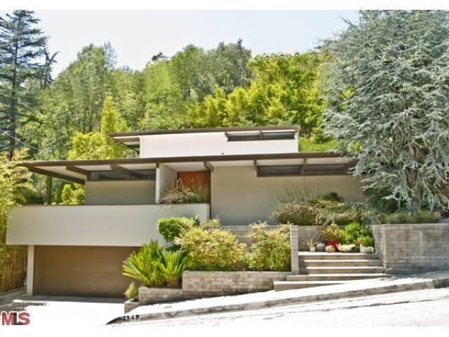 Calvin Straub-Designed Mid-Century Modern in Studio City
