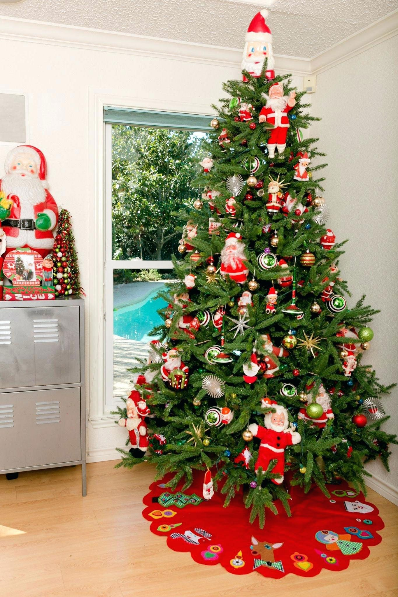 Christmas Tree Holiday Decor Christmas Decorations Christmas Crafts