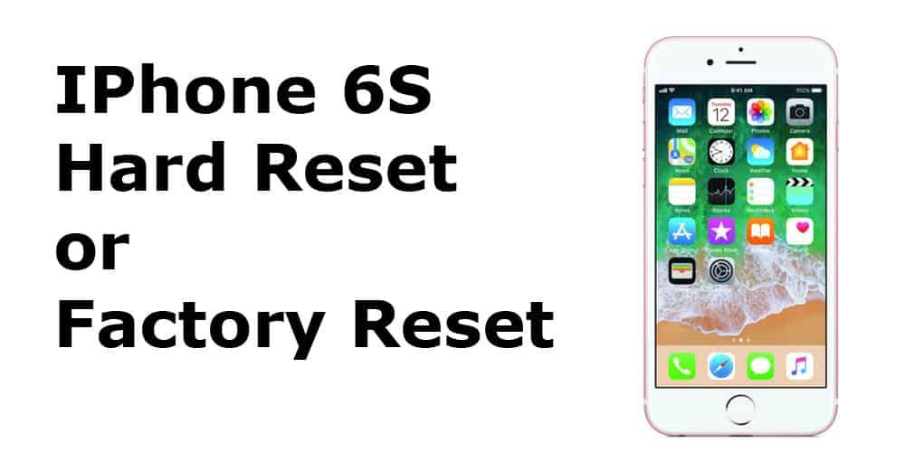 Iphone 6s Hard Reset Iphone 6s Factory Reset Recovery Unlock Pattern Iphone Iphone 6s Iphone Hacks