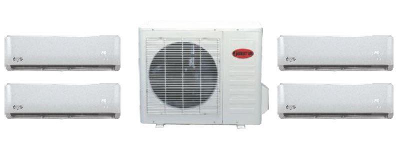 Thermopompe murale Multizone Direct Air u2013 Efficacité énergétique