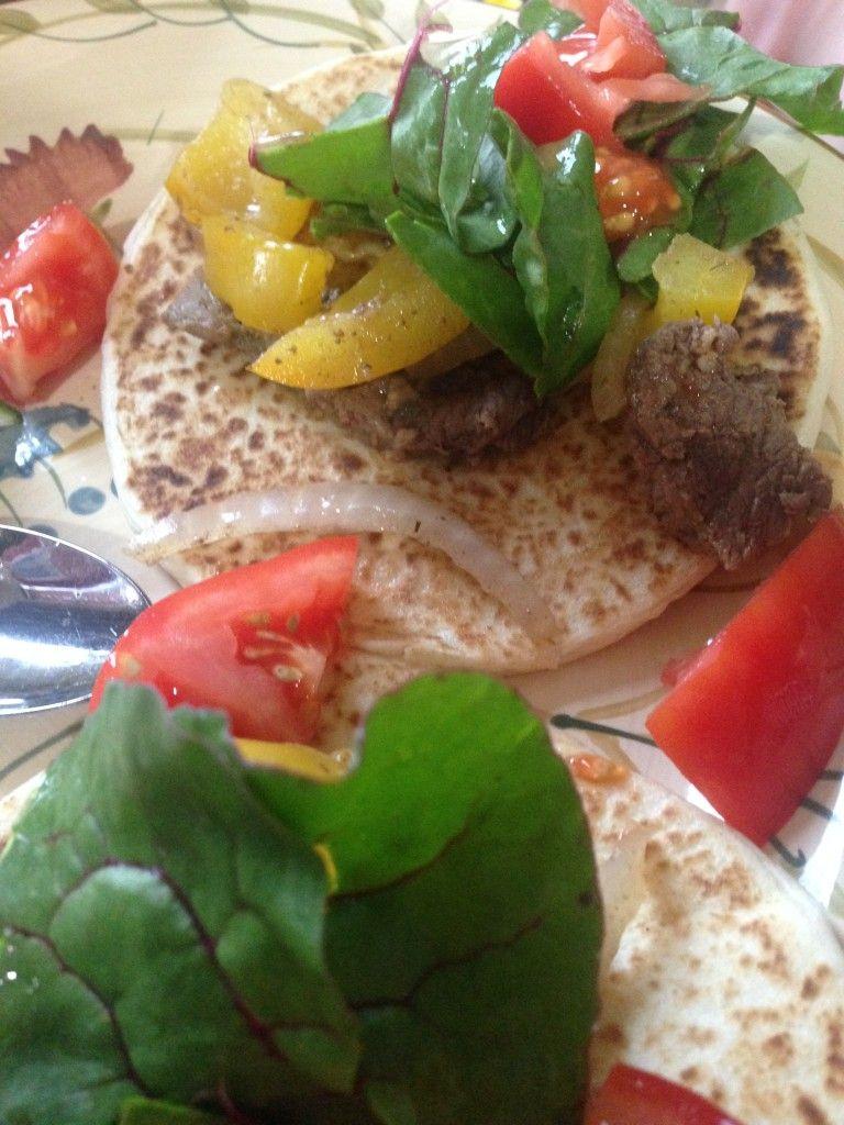 Gorditas & Cilantro Lime Rice - MomPositive
