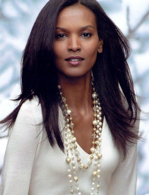 Ethiopian models in america