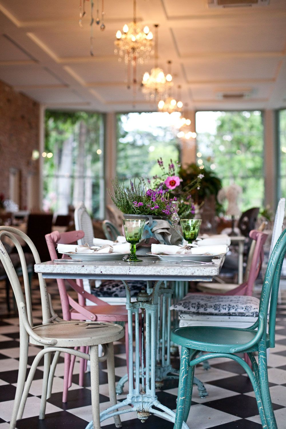 the fern cafe restaurant in county wicklow, ireland. they have