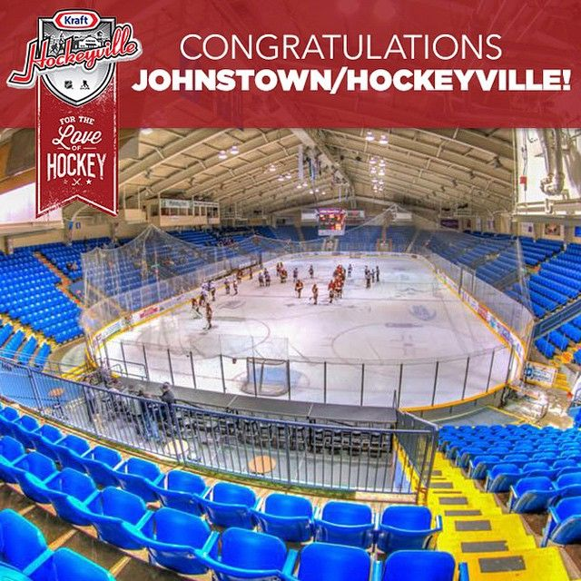 Pittsburgh Penguins On Instagram Some Call It Johnstown Pa But We Call It Hockeyvilleusa Congrats Johnstown Johnstown Johnstown Flood Pittsburgh Penguins