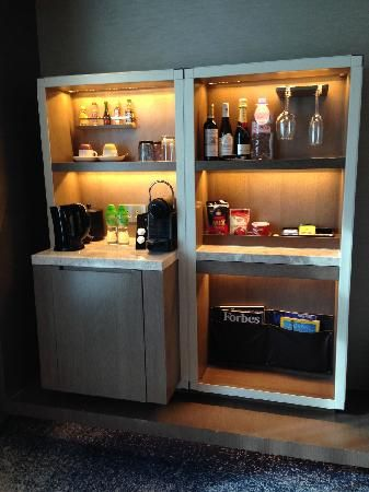 Luxury hotel mini bar google search furniture for Luxury hotel finder