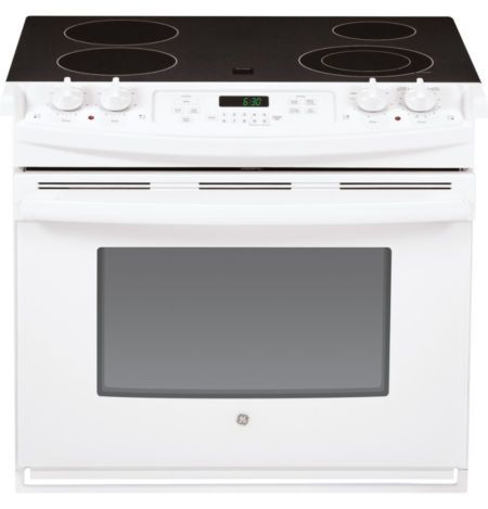 Buy Ge 30 Slide In Front Control Electric Range With Convection Today At Jcpenney Com You Deserve Great D Drop In Electric Range Electric Range Range Cooker