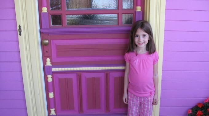 Comment Peindre Une Porte Sans Faire De Traces Sur La Poignée - Peindre une porte sans trace