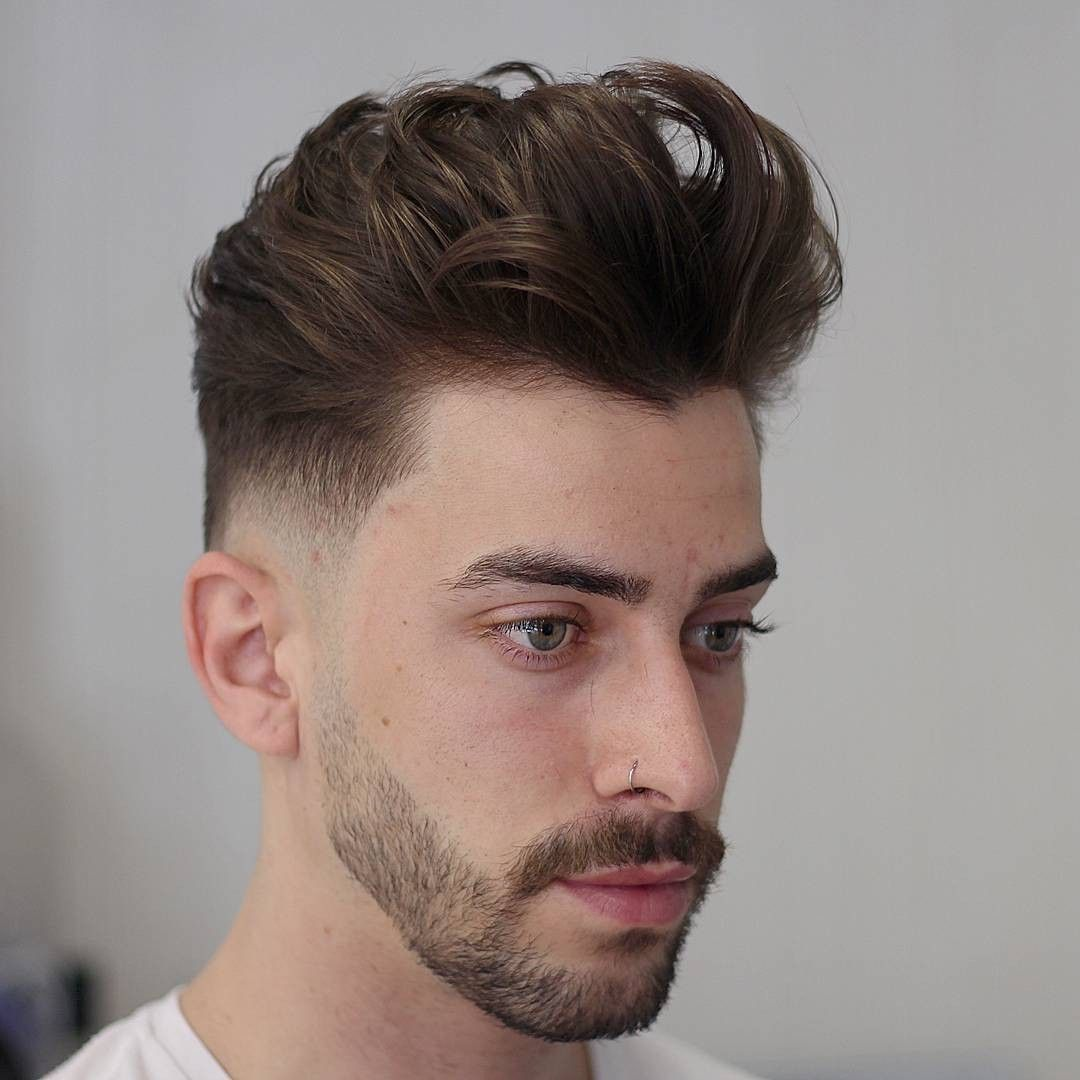 8 Amazing Hairstyles for Men in 8  Frisur dicke haare, Medium
