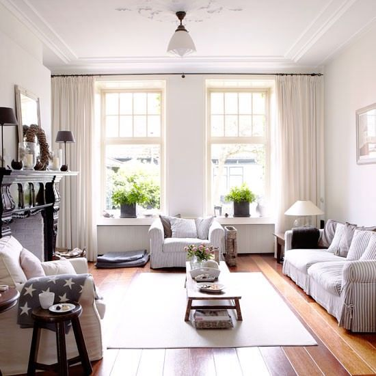 Bon Home Decorating Styles: Clean Country Decorating