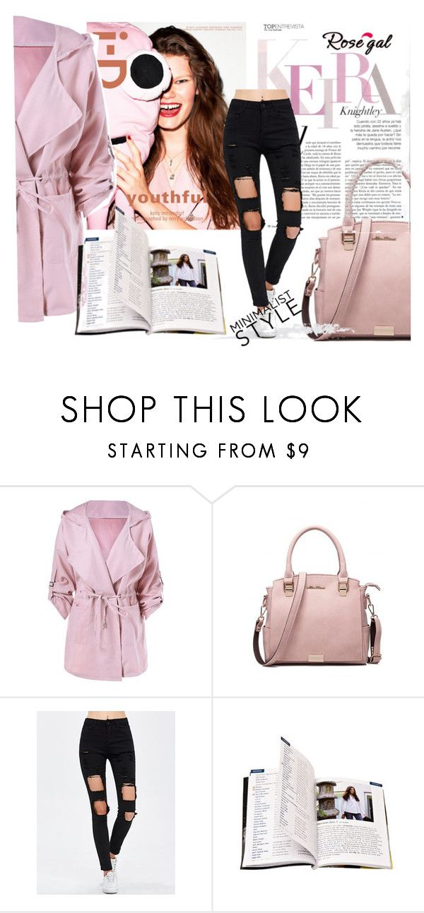 """""""minimalist style"""" by difen ❤ liked on Polyvore"""