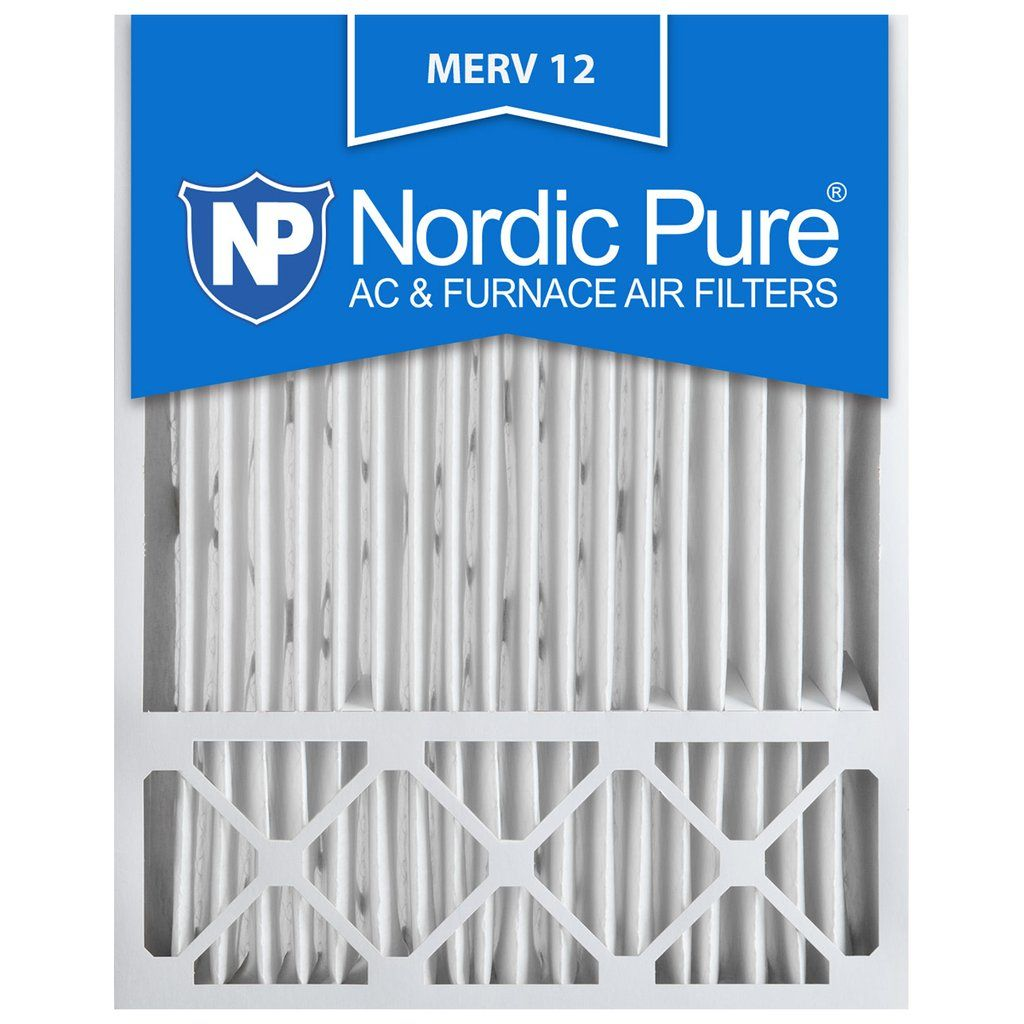 20X25x5 4 3/8 Air Filter Furnace Merv 12 Honeywell Lennox