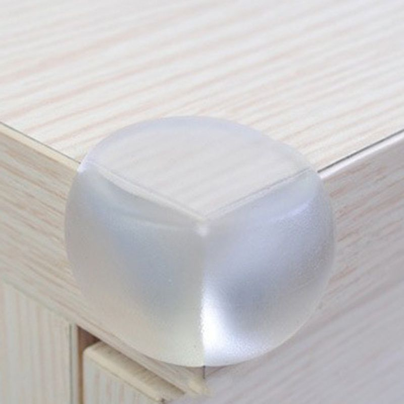 10Pcs Child Kids Baby Safety Protector Table Angle Corner Edge Protection Cover