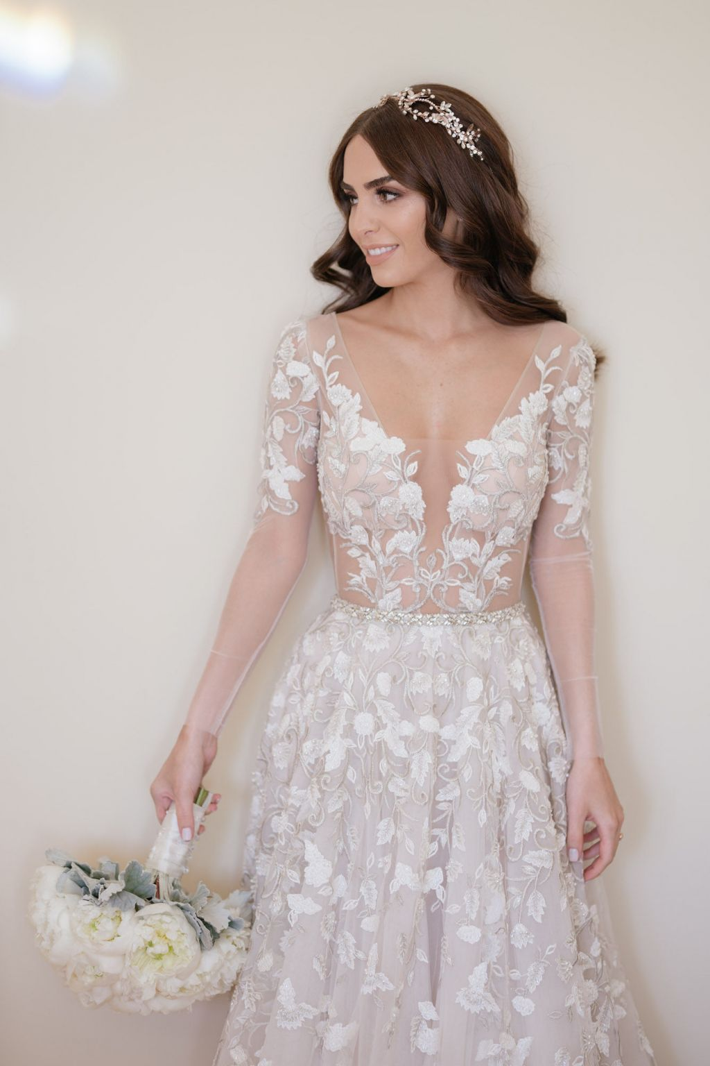 5e1b99b8b99f Berta 18-115 Fairy Wedding Dress, Gorgeous Wedding Dress, Used Wedding  Dresses,
