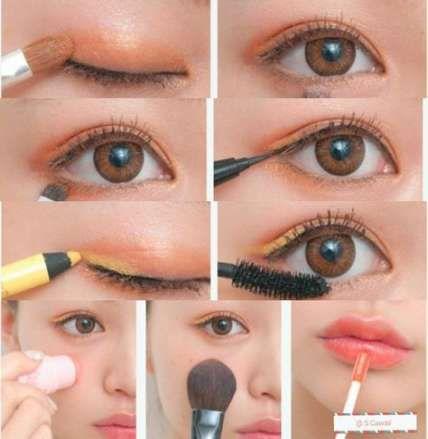 makeup looks natural brown eyes asian 36 ideas makeup