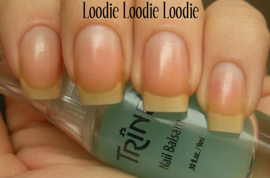 Trind Nail Balsam Review by loodieloodieloodie | Nails | Pinterest
