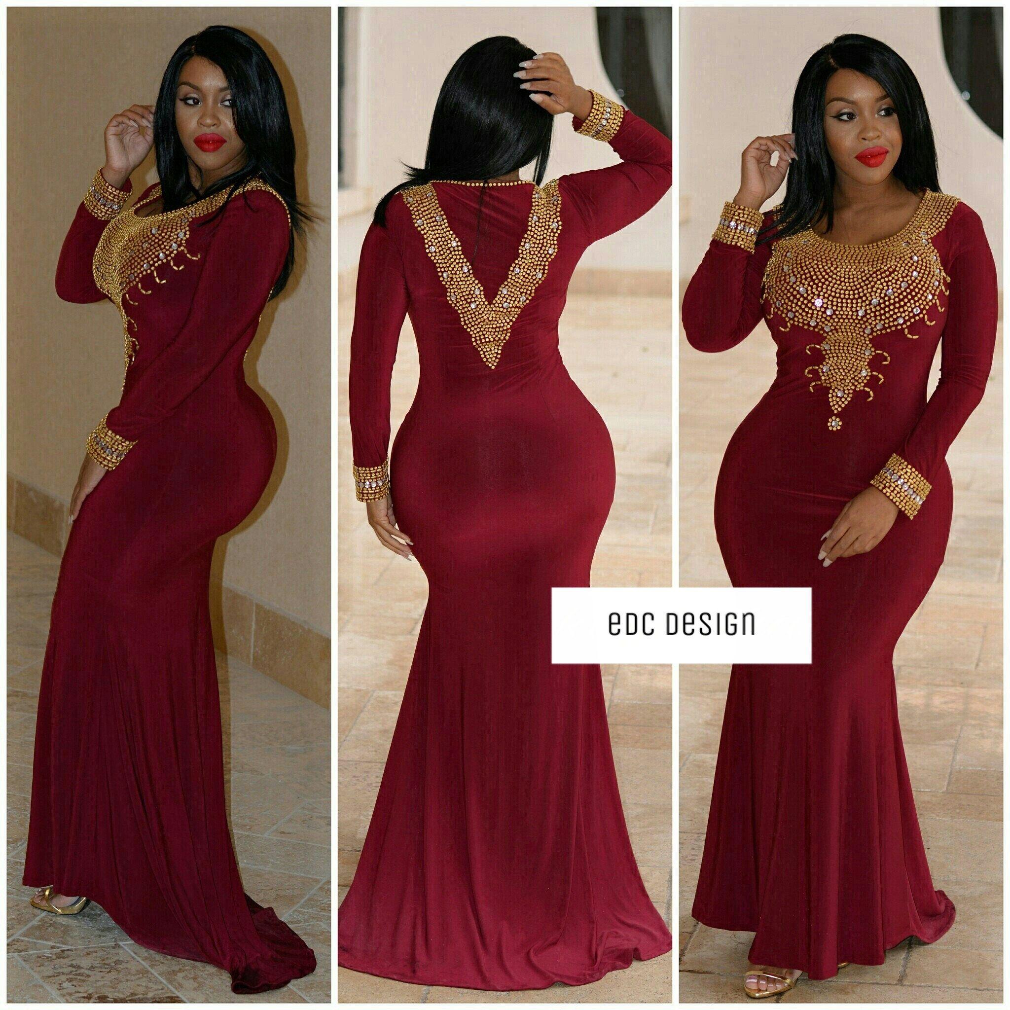 Amara Dress Dark Wine Color Kaftan Abaya Jumpsuit Etsy In 2020 Dresses Fashion African Fashion Dresses