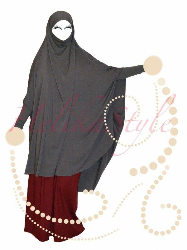 Helika Style Khimar Islamic Fashion Abaya Fashion Fashion