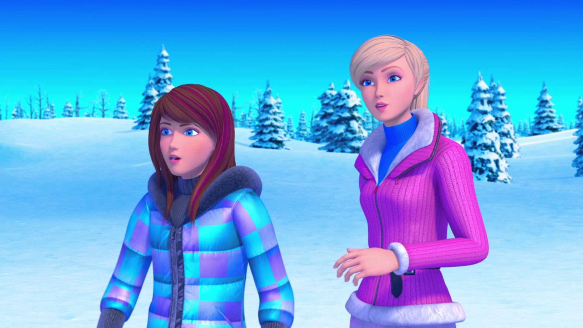 Barbie Zauberhafte Weihnachten Ganzer Film