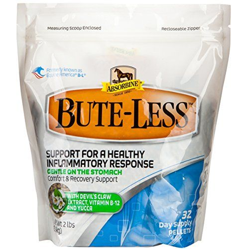 Absorbine Bute Less Comfort Recovery Support Supplement Pellets 2lb >>> Check out the image by visiting the link.Note:It is affiliate link to Amazon.