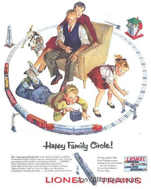 Lionel Trains - 19531121 Post on Flickr Website | Flickr