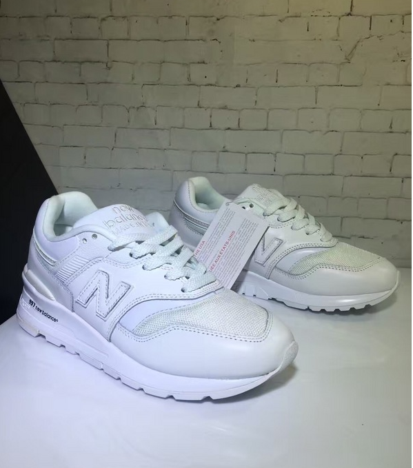 NEW BALANCE M997 CITY RIVALRY PACK MADE IN USA M997WHT WHITE