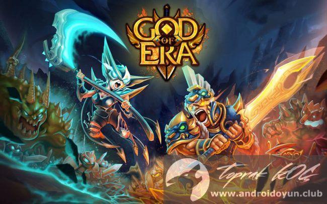 God of Era Heroes War v0.1.42 MOD APK MONEY GAMES