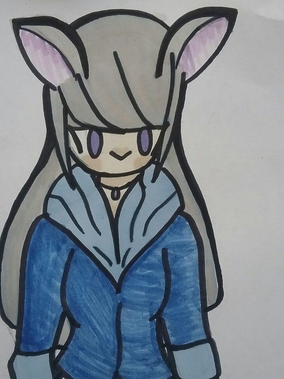 I know it's really bad but i kinda like the idea. Art by me (@•WaterLilly•)