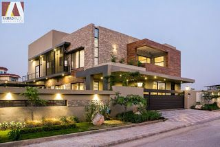 Modern architecture buildings part dream house plans my home compound wall also future homes in rh co pinterest