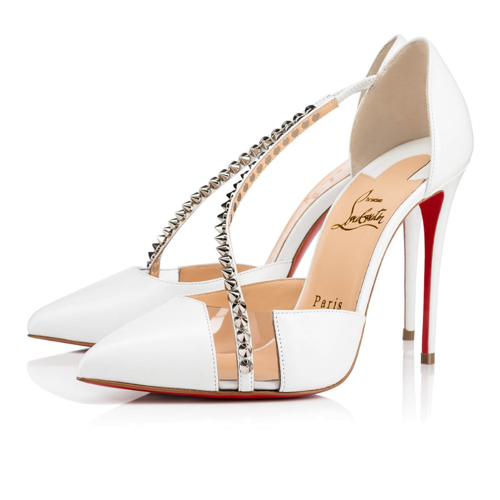 chaussure louboutin plate