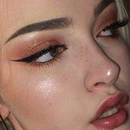 Eyeliner Waterline – how to do eyeliner