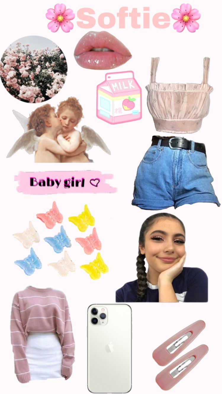 Soft Grunge Summer Outfits: Pin By 🌸flora🌸 On ⊲•Soft Girl Aesthetic•⊳