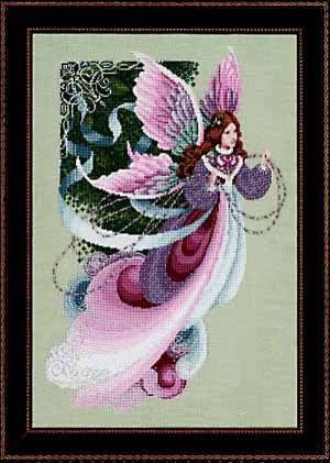 Fairy Dreams Cross Stitch