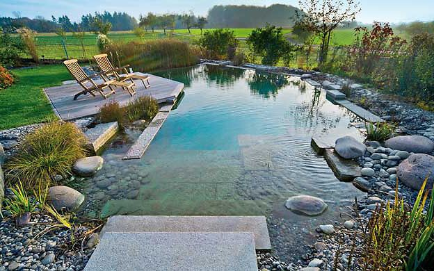 Pool | Schwimmbecken, Gärten und Schwimmteich