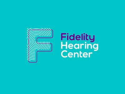Fidelity hearing center logo design | Branding | Logo design
