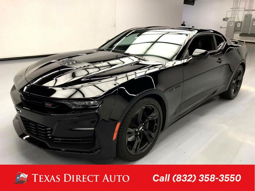 2019 Chevrolet Camaro 2ss Texas Direct Auto 2019 2ss Used 6 2l V8
