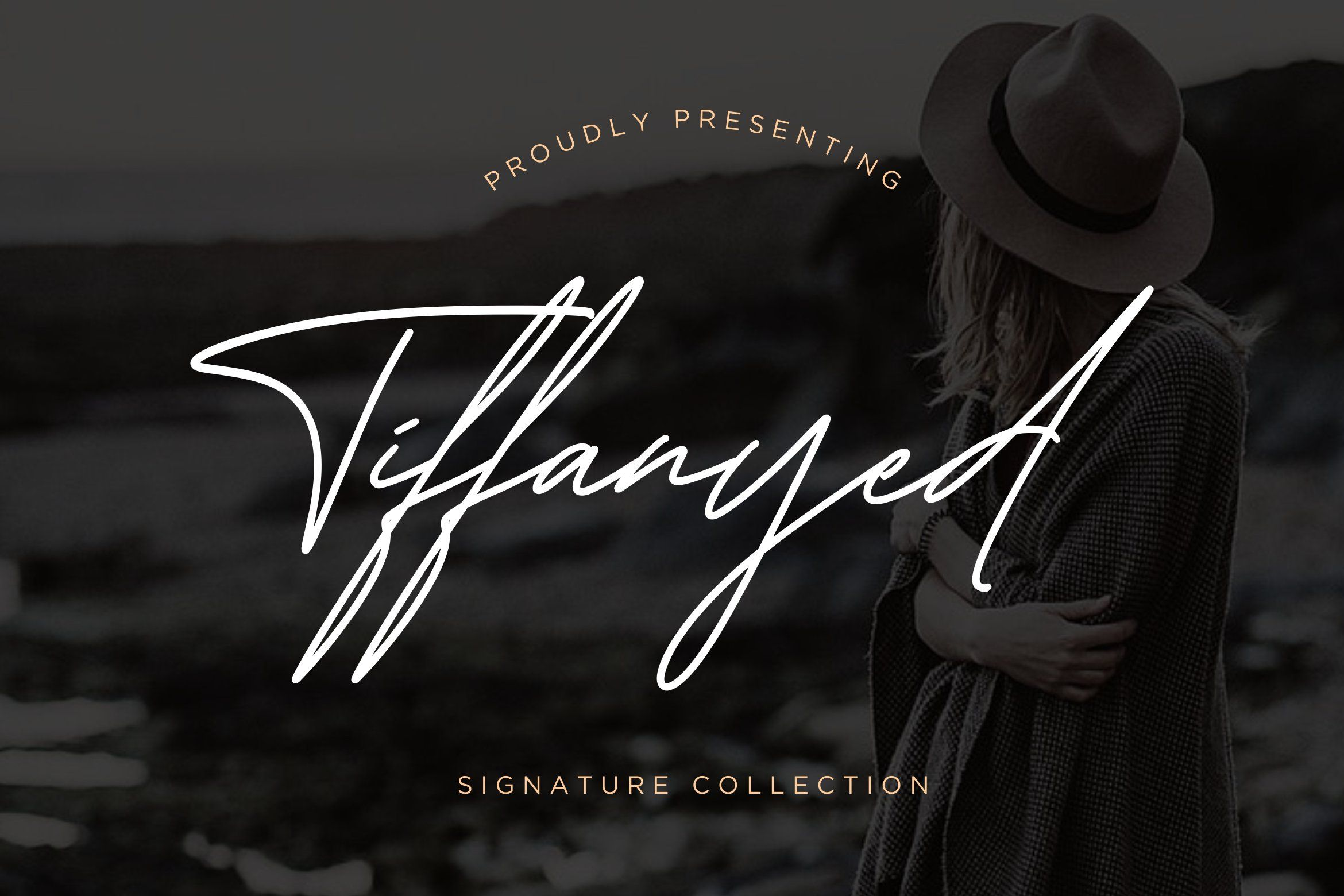 Tiffanyed Signature Collection in 2020 Signature fonts