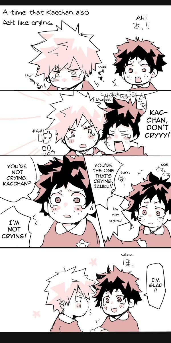 Baby Izuku cries so you don't have to.For sinryieSource