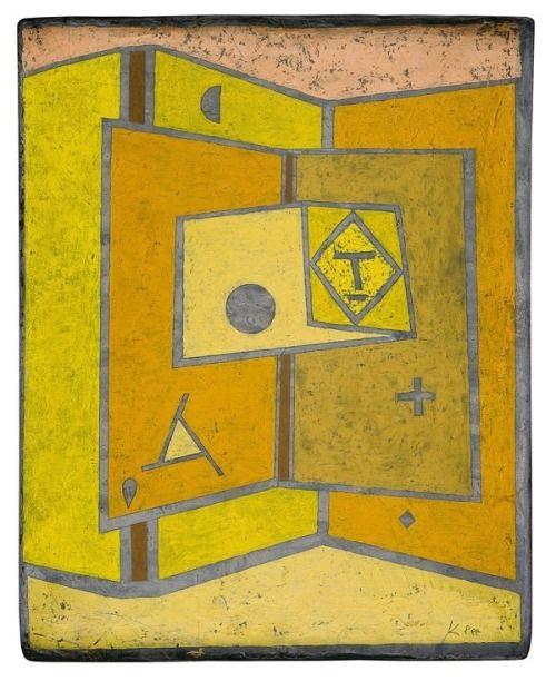 Paul Klee (1879-1940) Bilderbuch, 1937